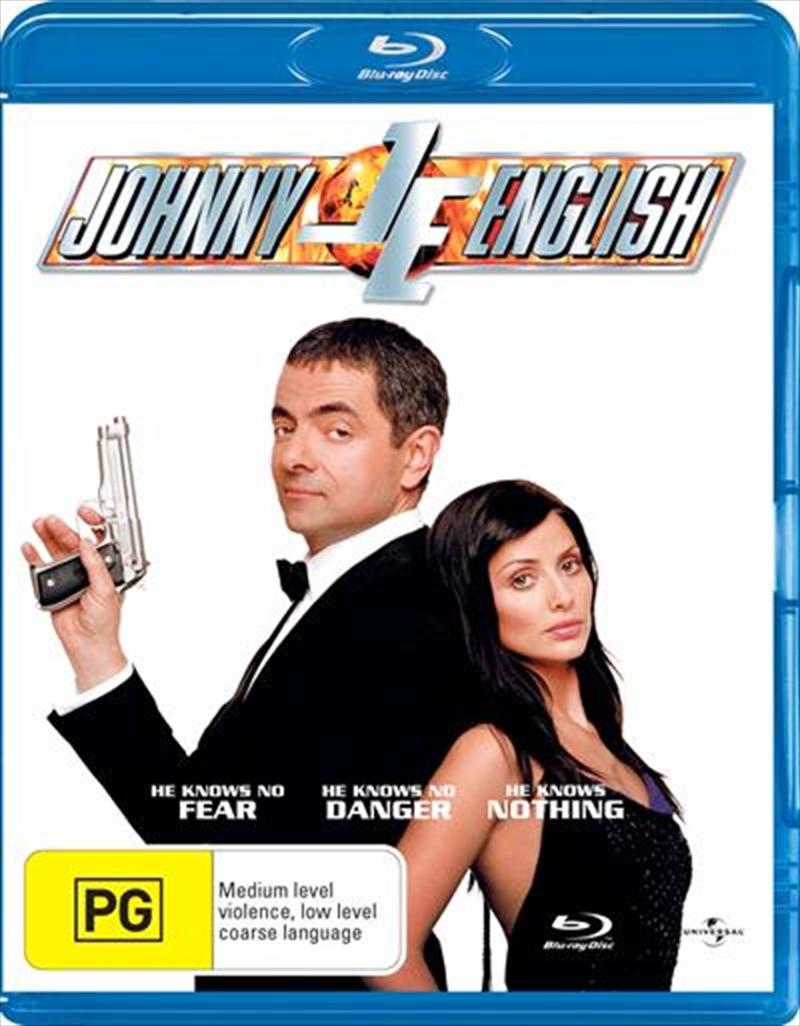 Johnny English | Blu-ray