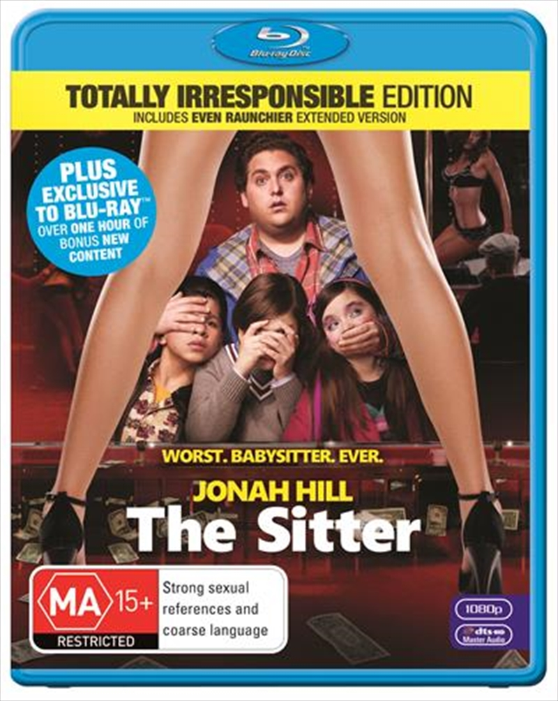 Sitter, The | Blu-ray