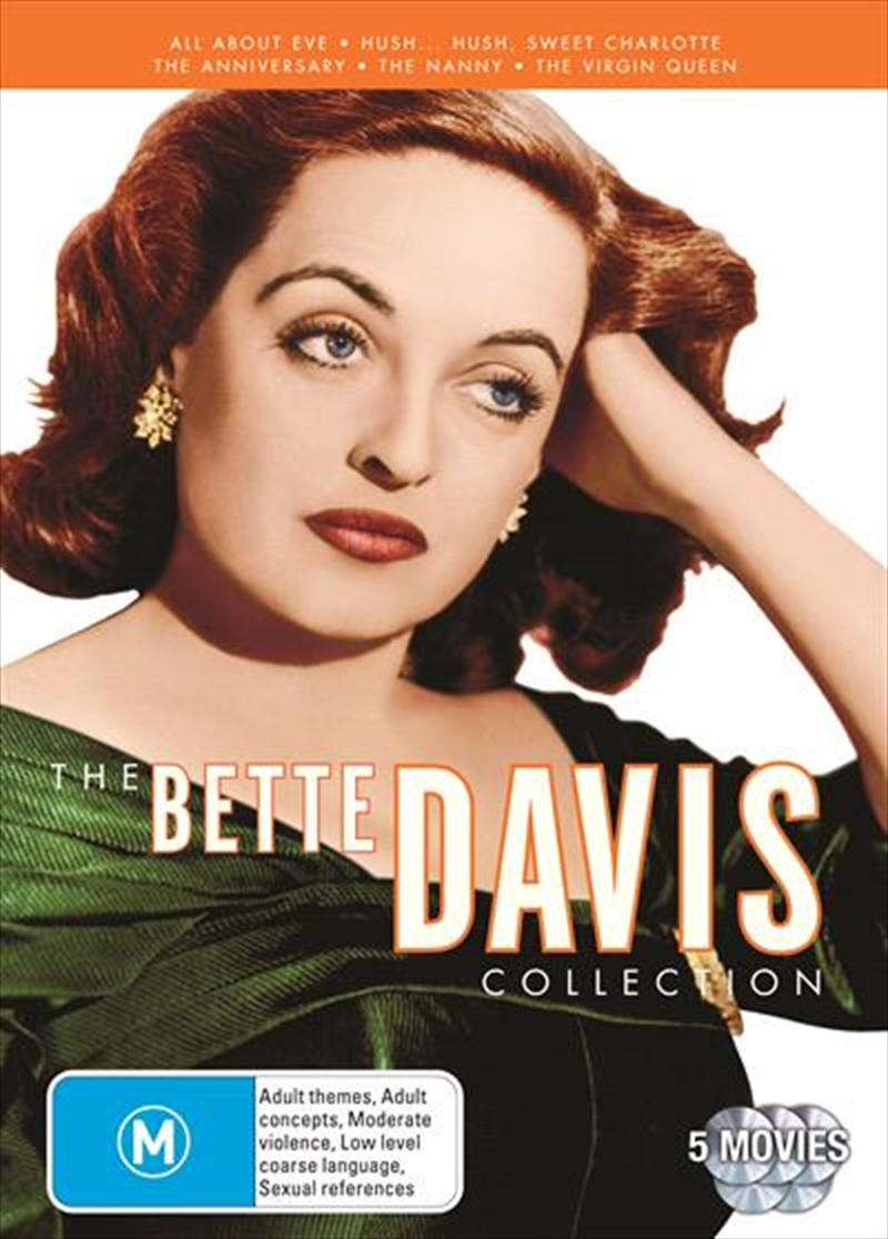 Bette Davis Collection, The | DVD