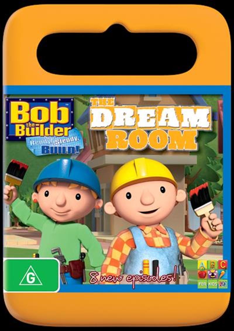 Bob The Builder - The Dream Room   DVD