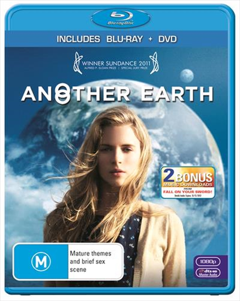 Another Earth | Blu-ray + DVD