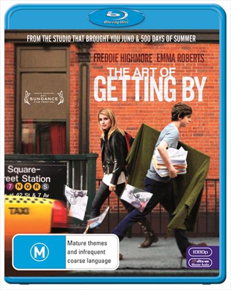Art Of Getting By | Blu-ray