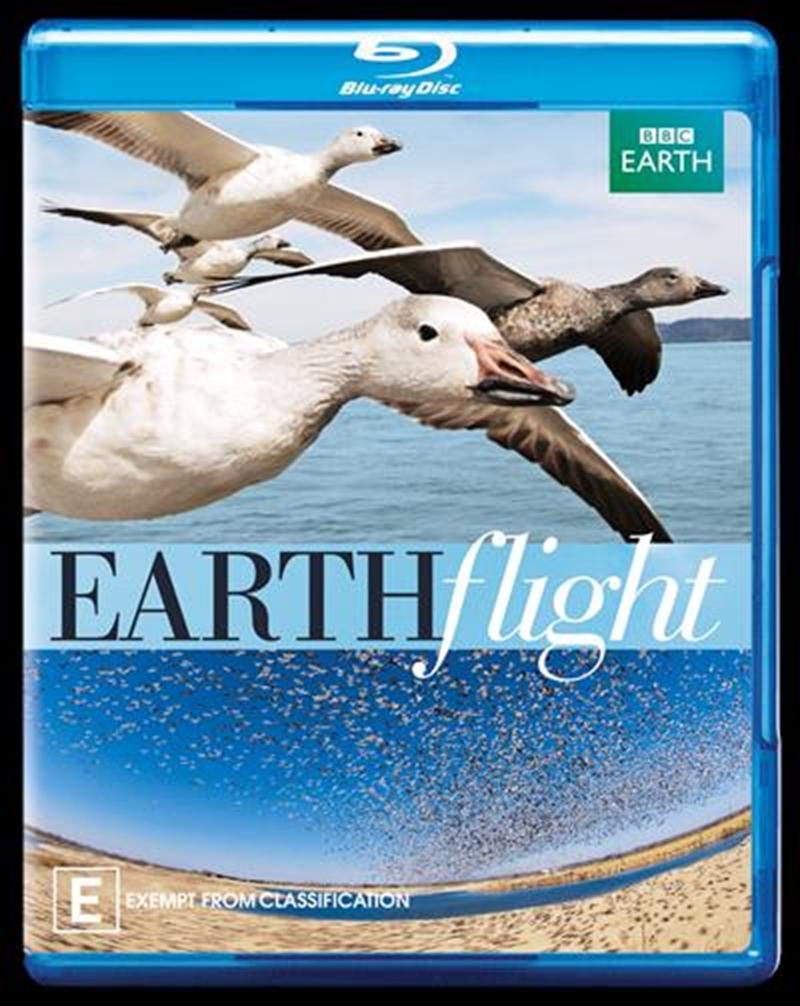 Earthflight | Blu-ray