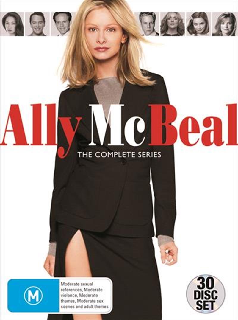 Ally McBeal - Season 1-5 Boxset | DVD