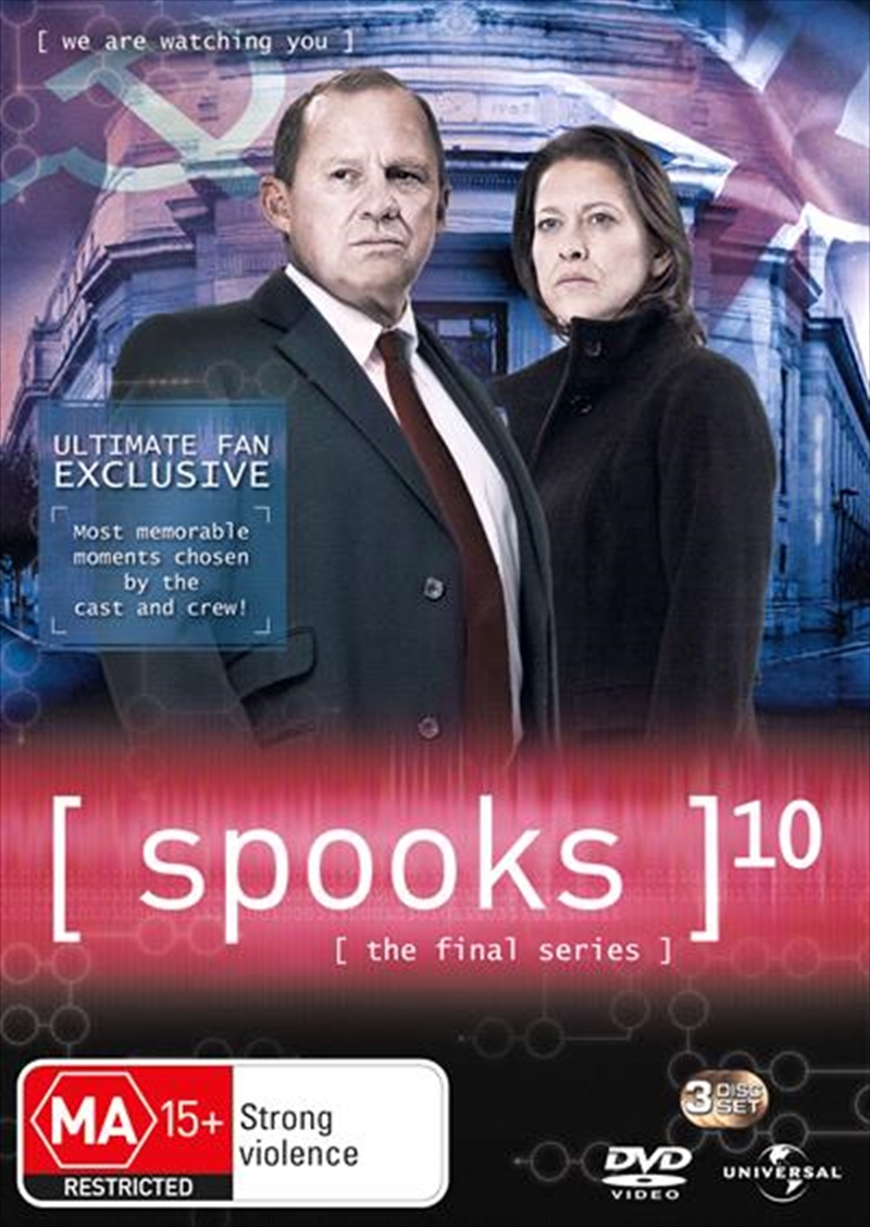Spooks - Series 10 | DVD