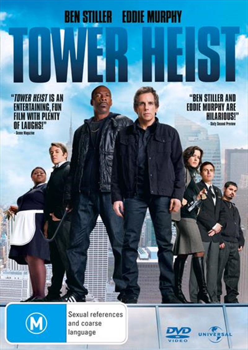 Tower Heist | DVD
