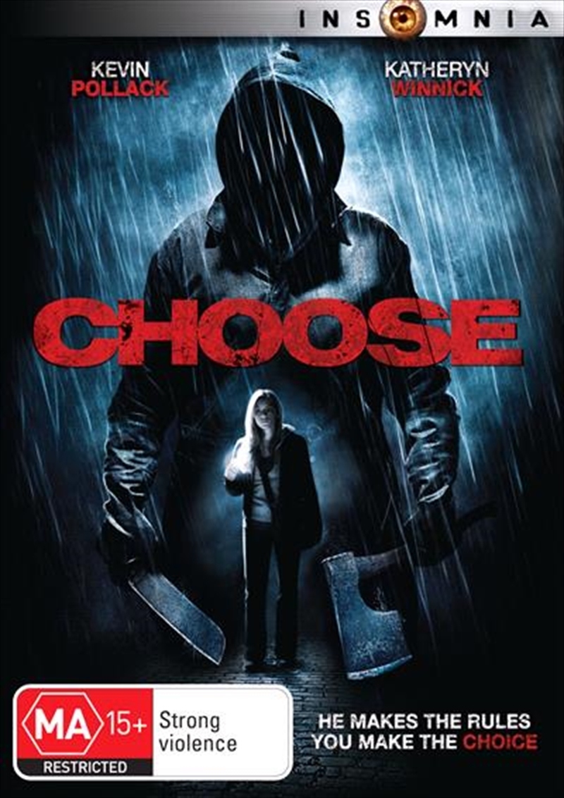 Choose | DVD