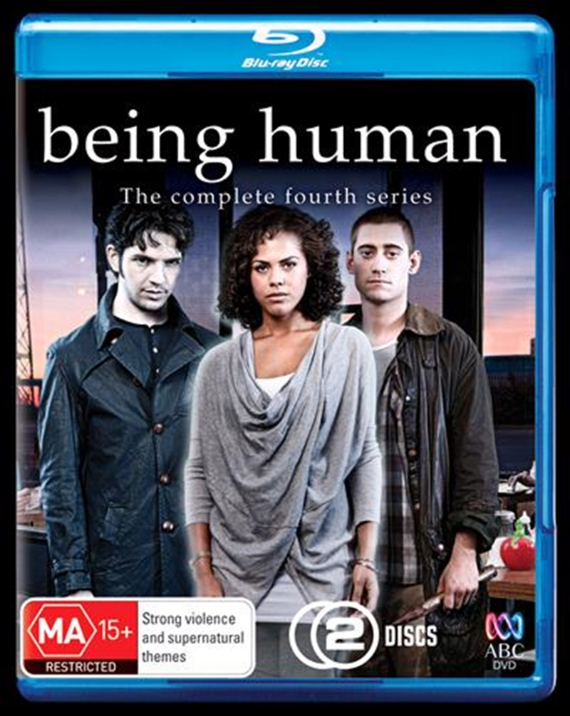 Being Human - Series 4 | Blu-ray