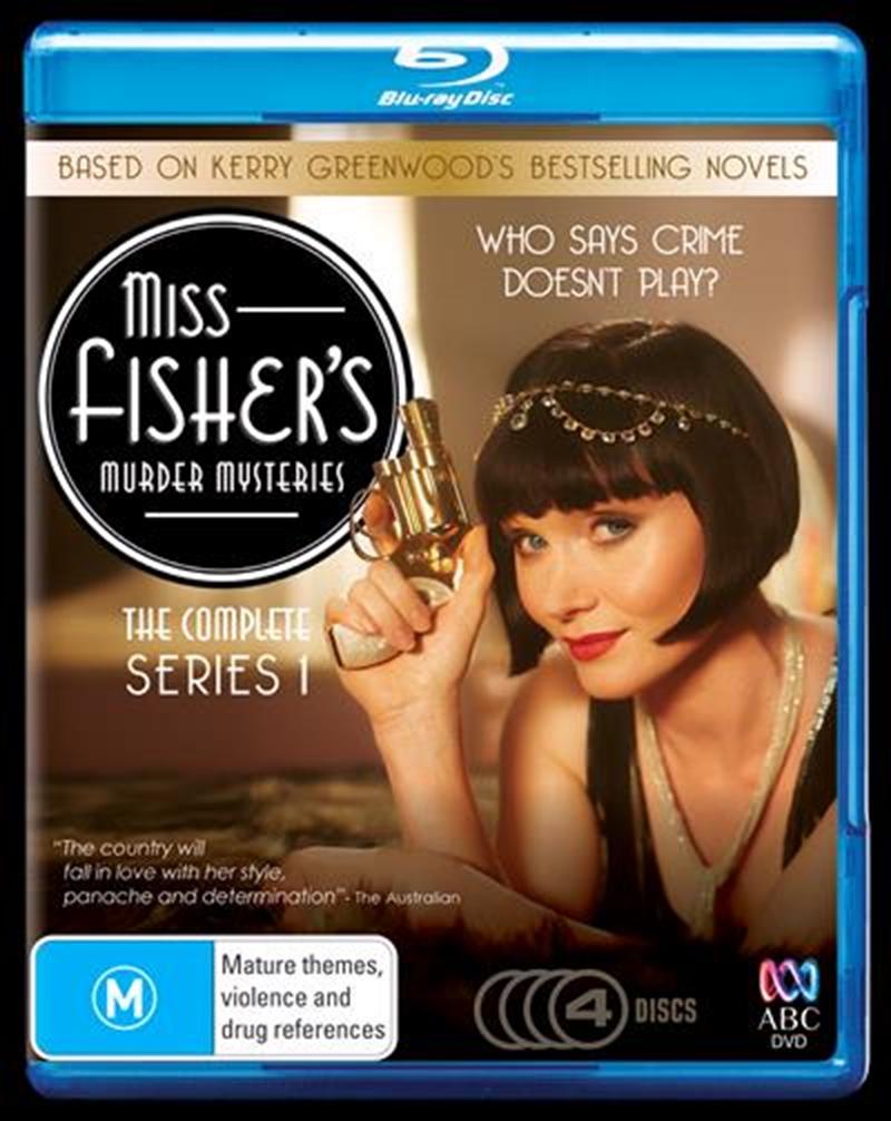 Miss Fisher's Murder Mysteries - Series 1 | Blu-ray