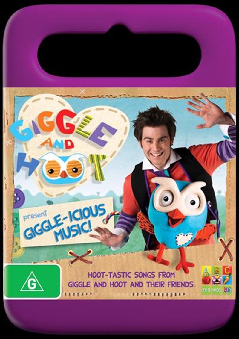 Giggle and Hoot Present - Giggle-Icious Music! | DVD