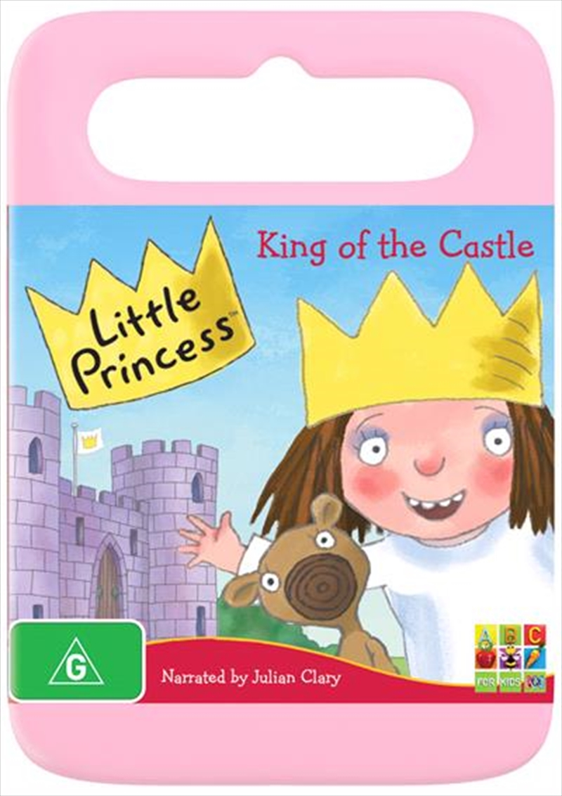 Little Princess - King Of The Castle | DVD