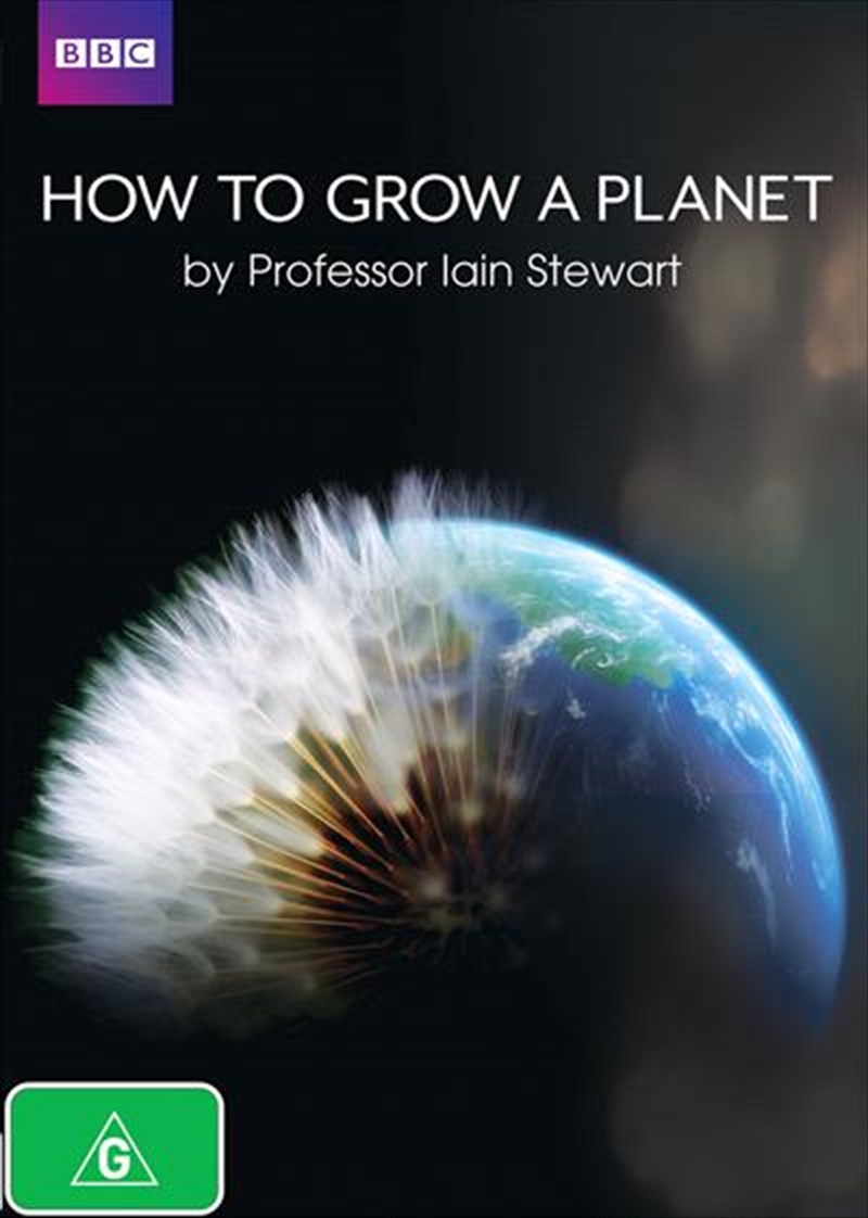 How To Grow A Planet | DVD