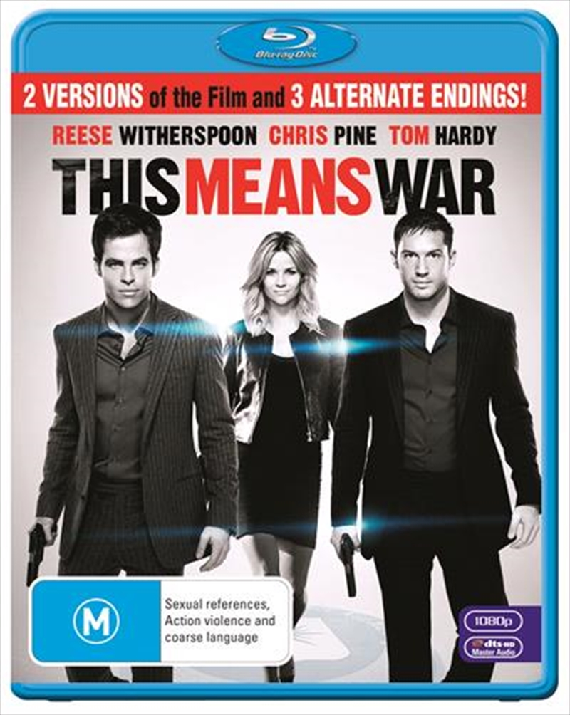 This Means War | Blu-ray