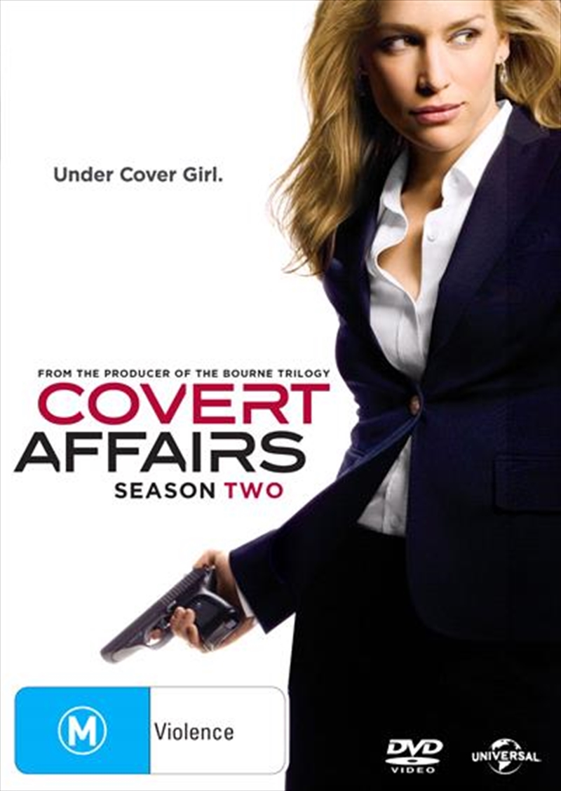 Covert Affairs - Season 2 | DVD