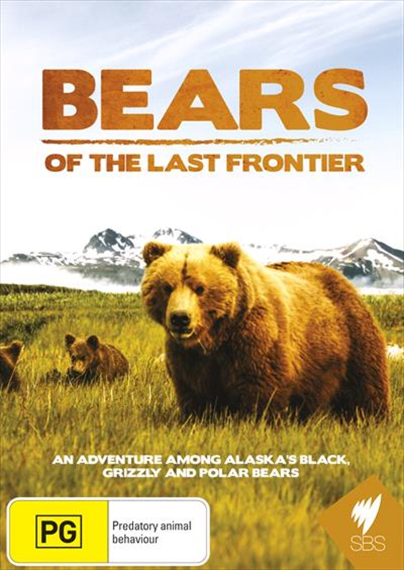 Bears of The Last Frontier | DVD