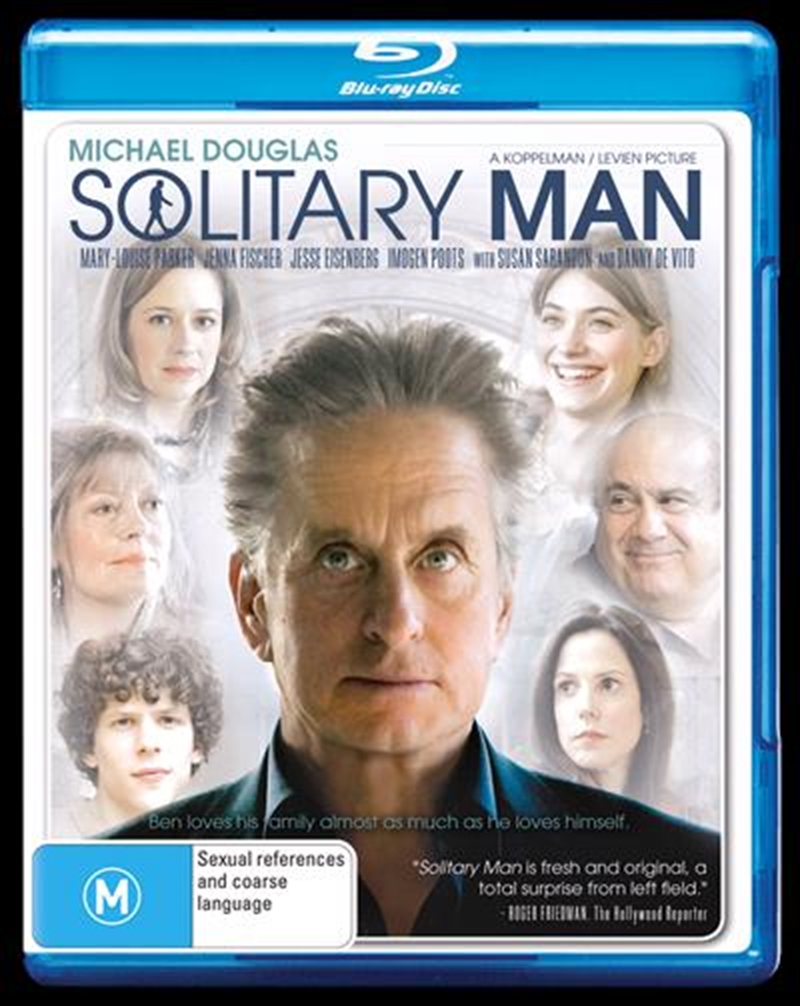 Solitary Man | Blu-ray