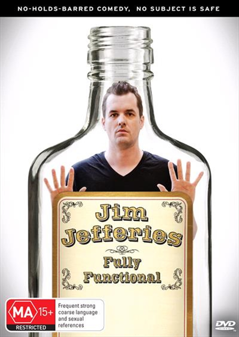 Jim Jefferies: Fully Functional | DVD