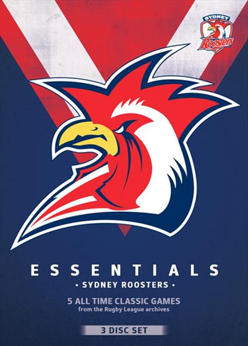 NRL - Essentials - Sydney Roosters | DVD