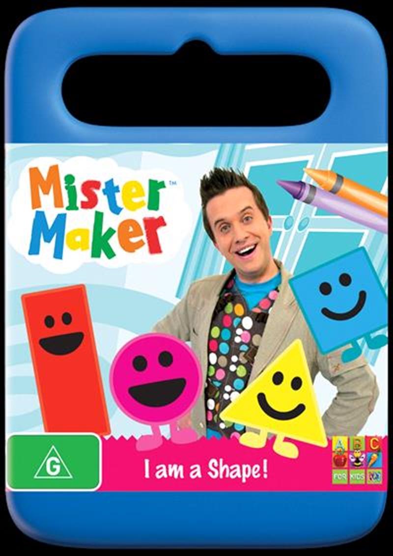 Buy Mister Maker I Am A Shape! on DVD | Sanity