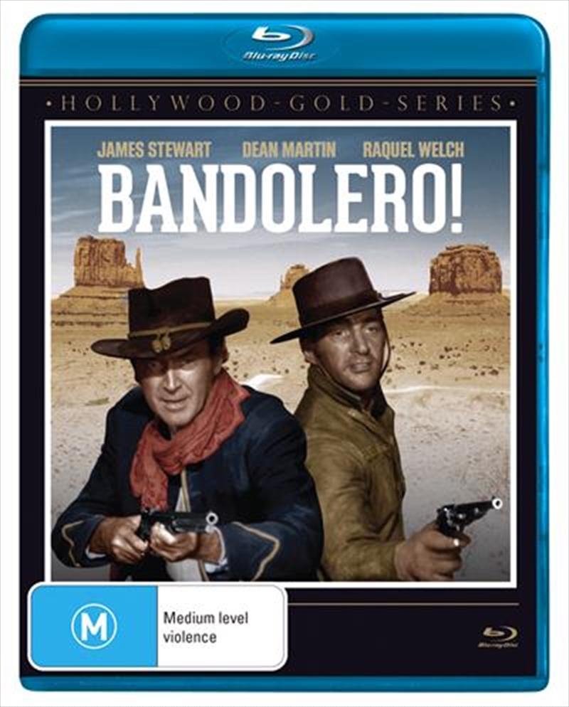 Bandolero | Blu-ray