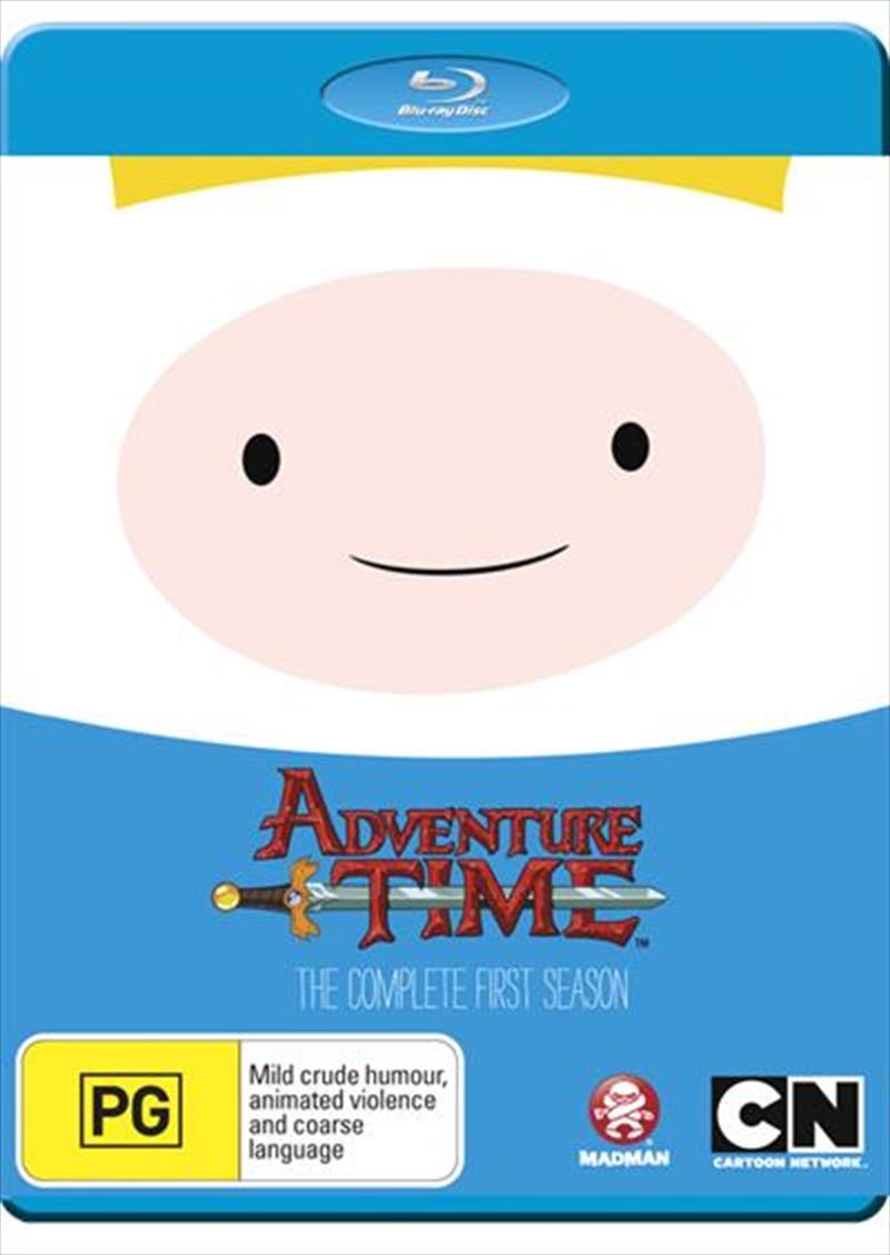 Adventure Time - Season 1   Blu-ray