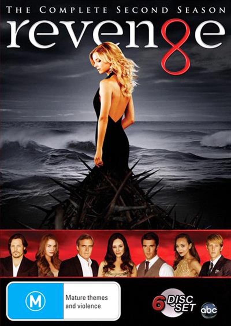 Revenge - Season 2 | DVD