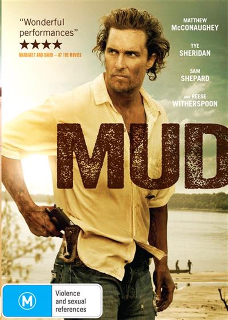 Mud | DVD