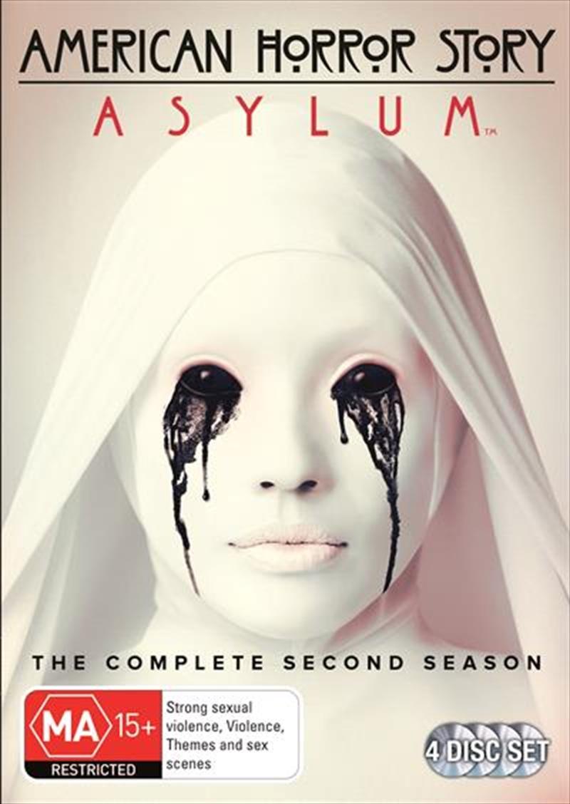 American Horror Story - Asylum - Season 2 | DVD