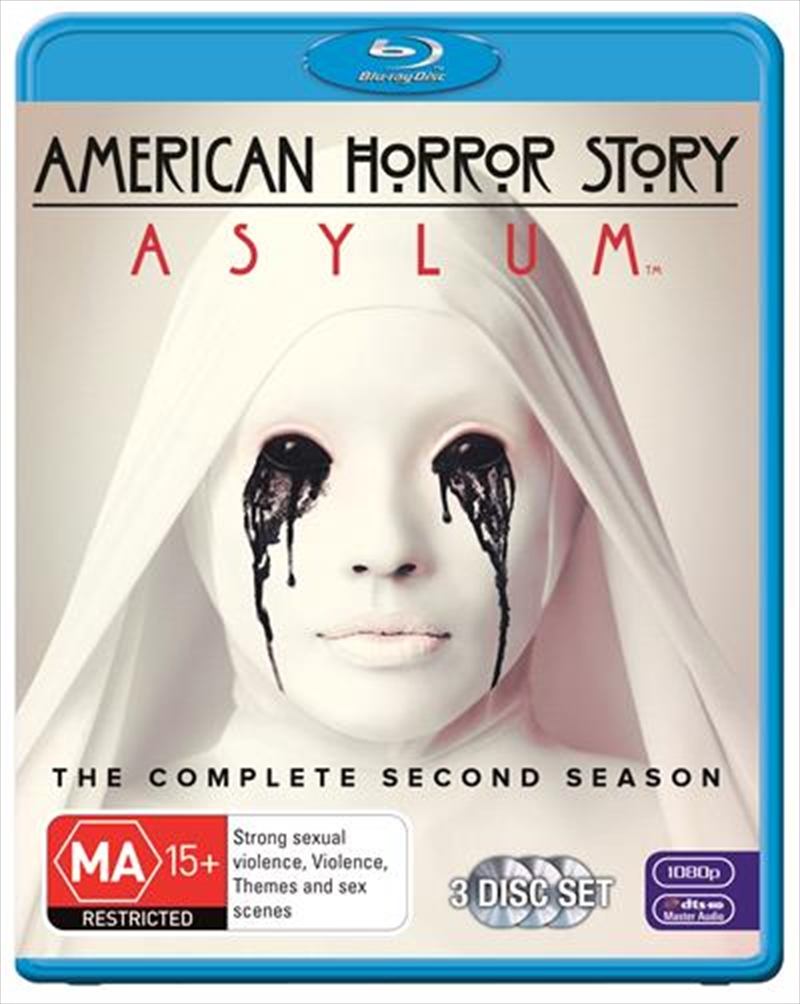 American Horror Story - Asylum - Season 2