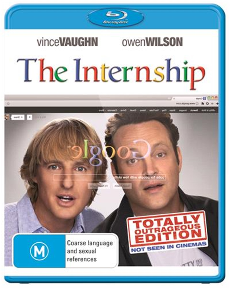Internship, The | Blu-ray