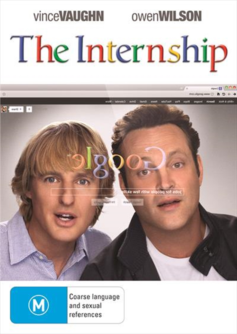 Internship, The | DVD