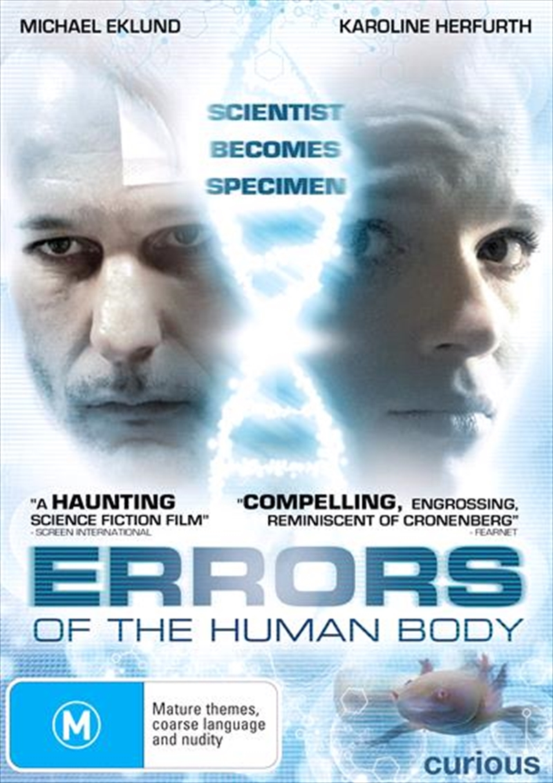 Errors Of The Human Body | DVD