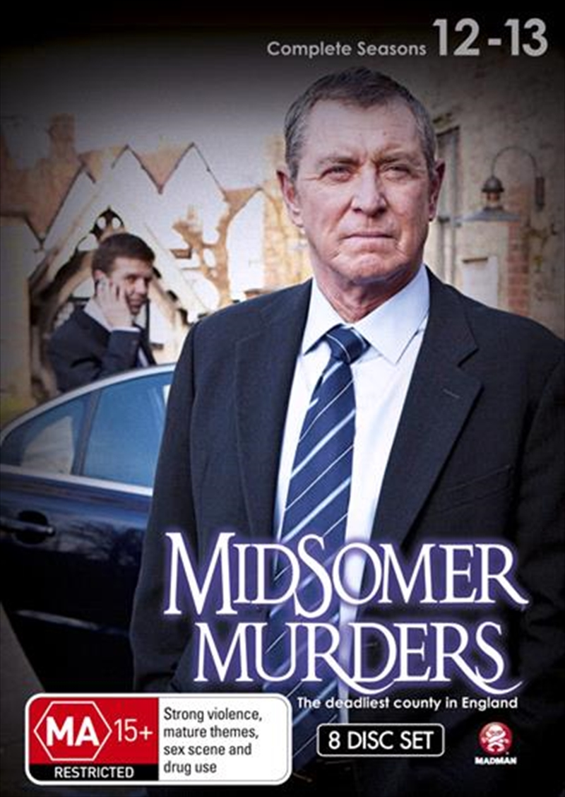 Midsomer Murders - Season 12-13 | Boxset | DVD