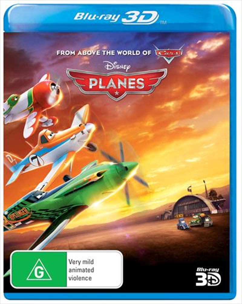 Planes | Blu-ray 3D