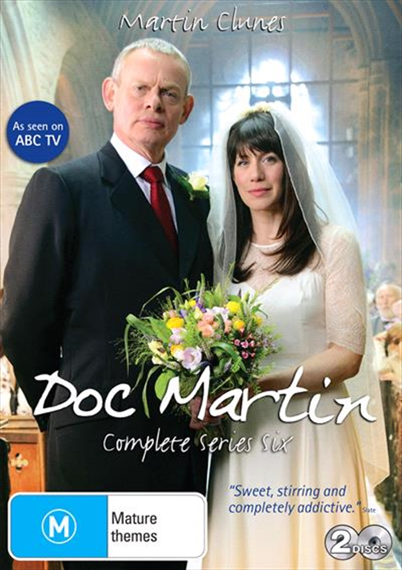 Doc Martin - Season 6 | DVD