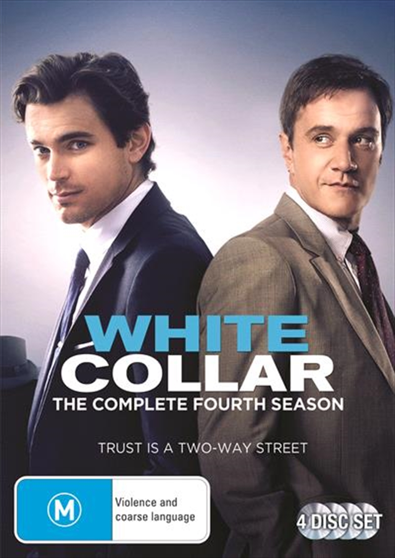 White Collar - Season 4 | DVD
