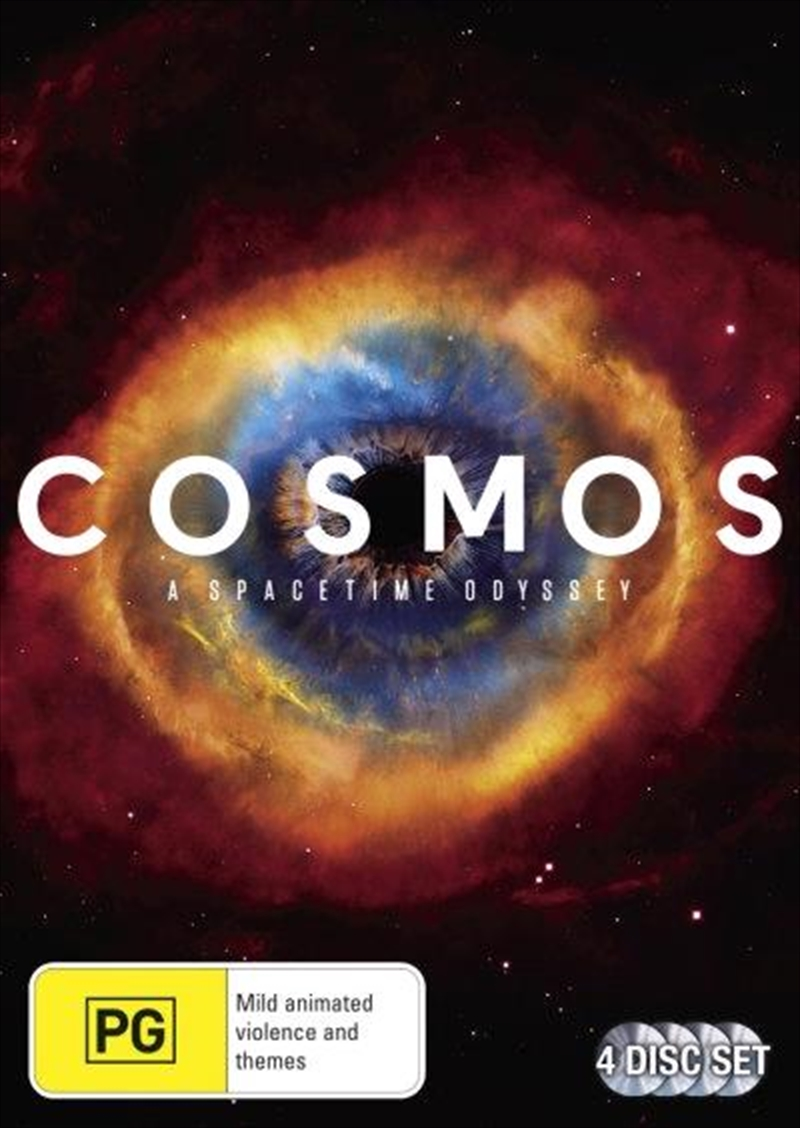 Cosmos - A Spacetime Odessey | DVD