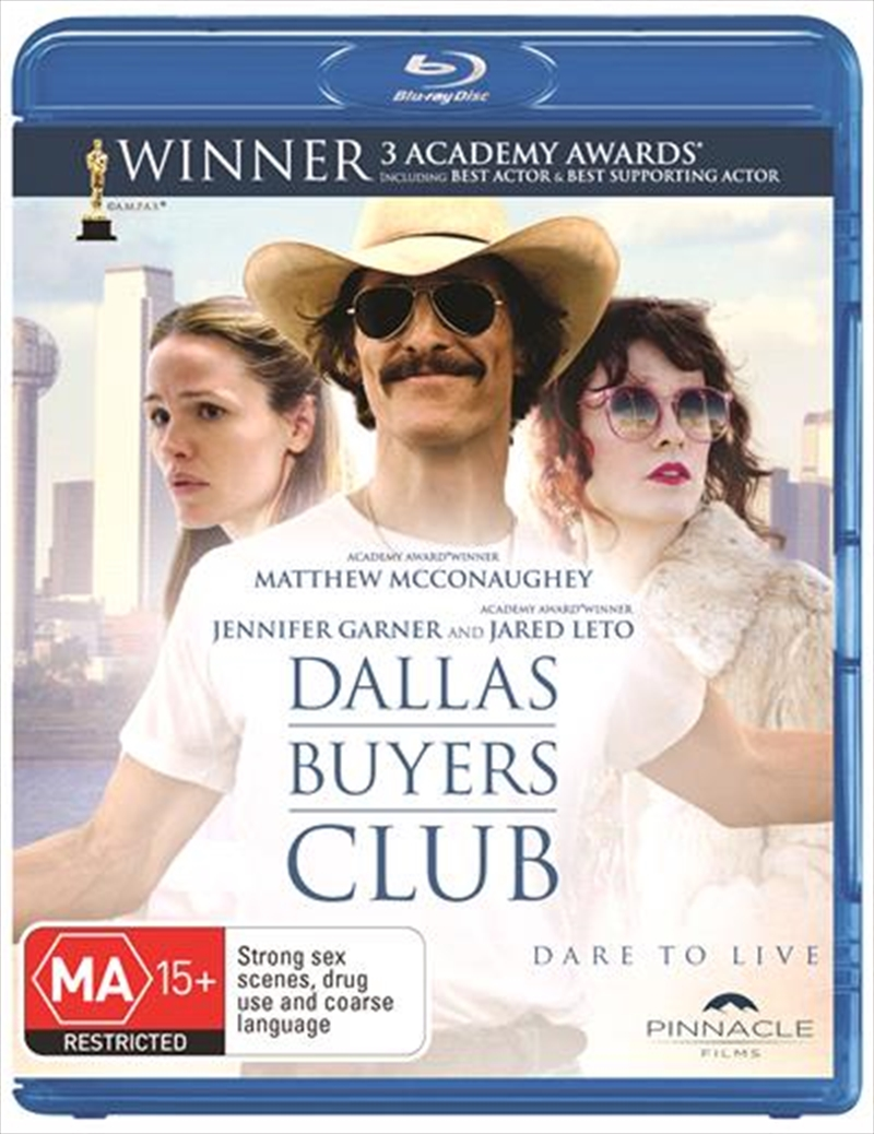 Dallas Buyers Club | Blu-ray