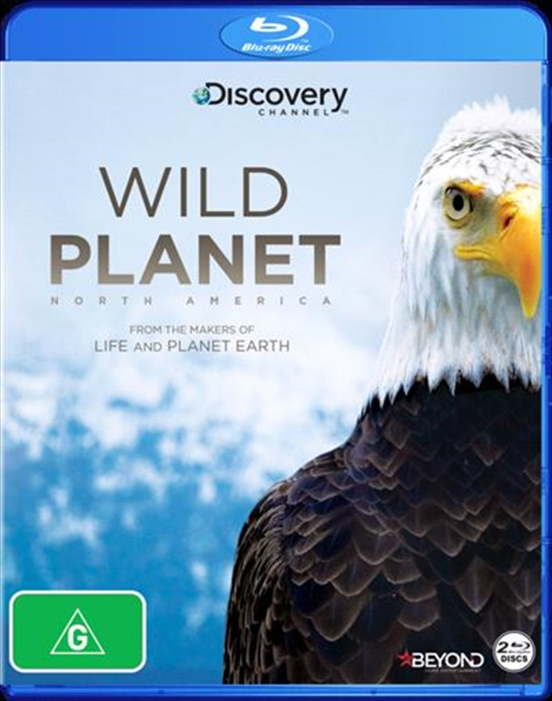 Wild Planet - North America | Blu-ray