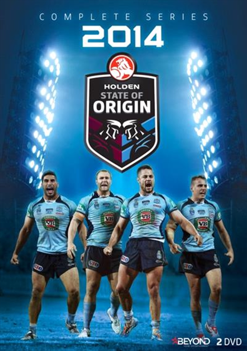 State Of Origin 2014 | DVD