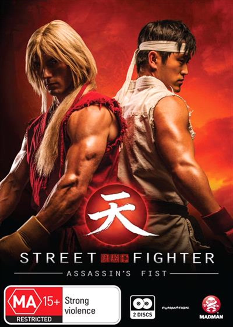 Street Fighter - Assassin's Fist | DVD