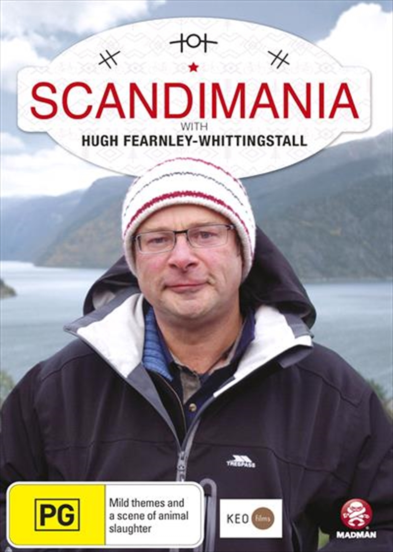 Scandimania - With Hugh Fearnley-Whittingstall | DVD