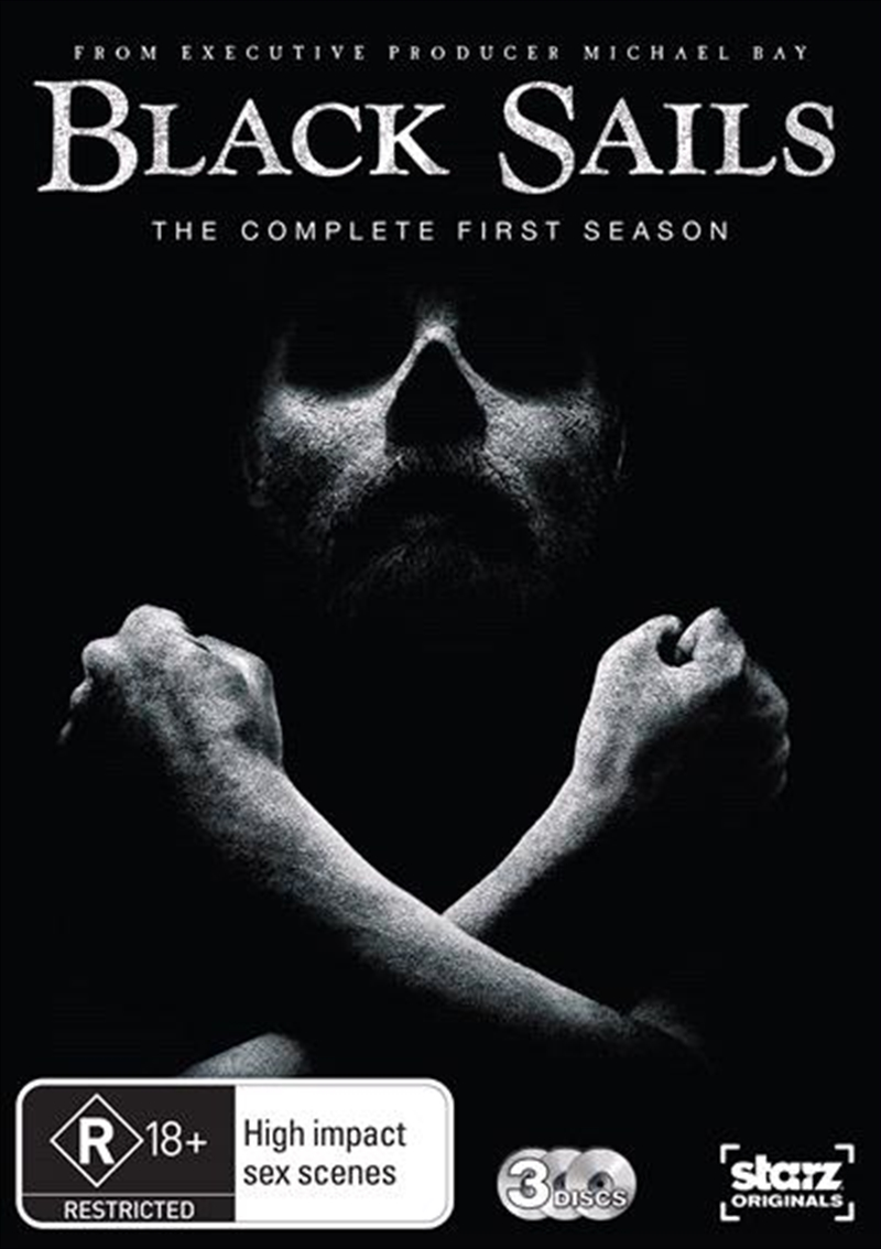 Black Sails - Season 1 | DVD