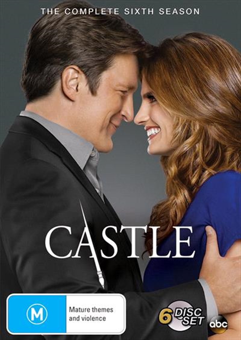 Castle - Season 6 | DVD