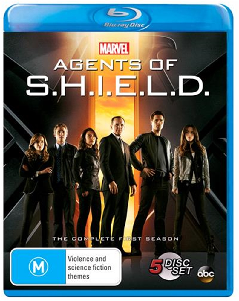 Agents Of SHIELD - Season 1 | Blu-ray