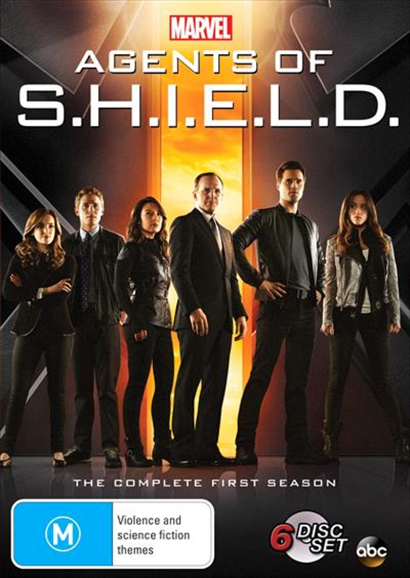Agents Of SHIELD - Season 1 | DVD