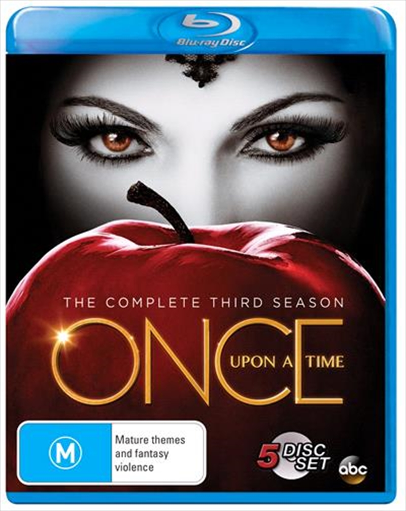 Once Upon A Time - Season 3 | Blu-ray