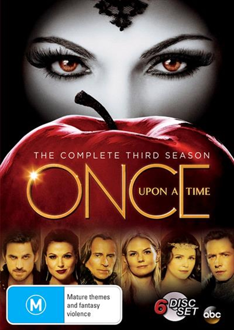 Once Upon A Time - Season 3 | DVD
