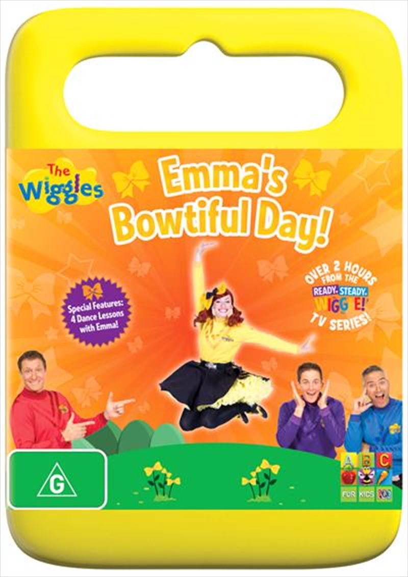 Wiggles - Emma's Bowtiful Day!, The | DVD