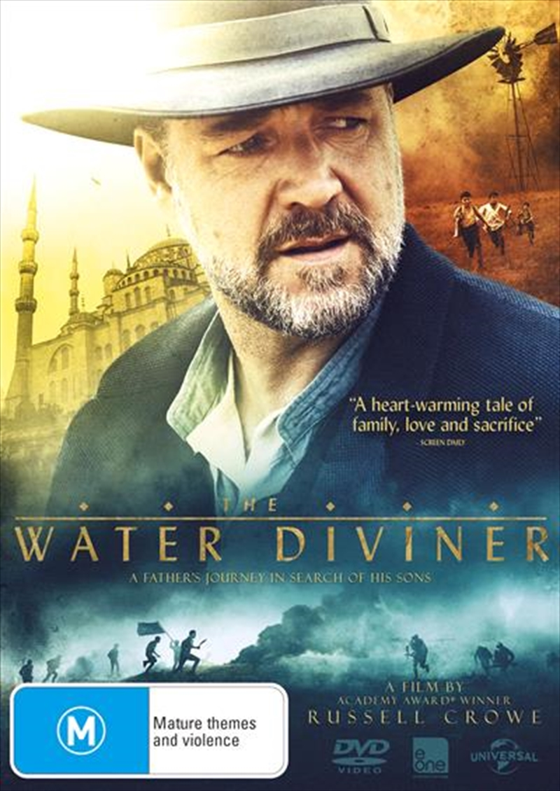 Water Diviner, The | DVD